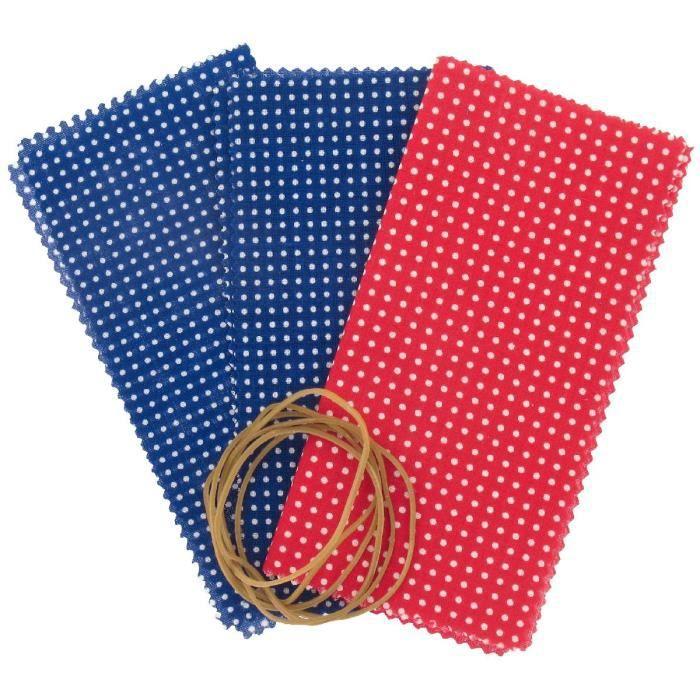 couvre confiture tissu vichy 233 lastique 15x15cm x6 achat vente bocaux couvre confiture