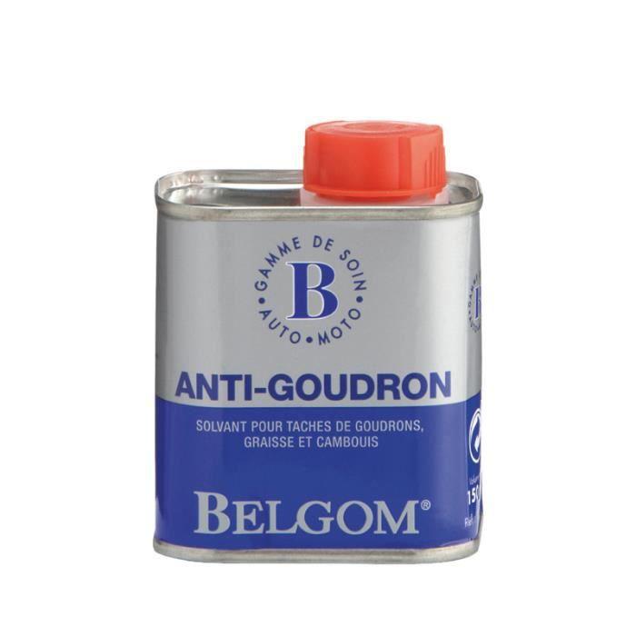 Nettoyant belgom anti goudron achat vente nettoyant for Goudron liquide exterieur