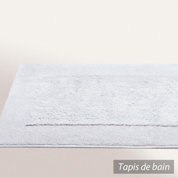 tapis de bain 60x60 cm dream blanc 2000 g m2 achat. Black Bedroom Furniture Sets. Home Design Ideas