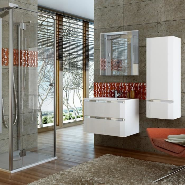 Meuble de salle de bain isi achat vente meuble vasque - Meubles de salle de bain soldes ...
