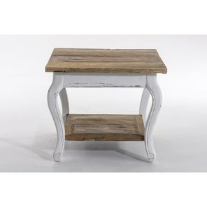 table basse orme achat vente table basse orme pas cher cdiscount. Black Bedroom Furniture Sets. Home Design Ideas