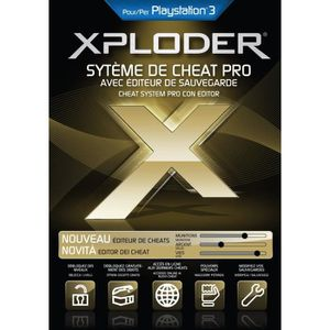 Ps3 xploder ultimate edition activation code