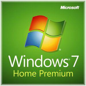 SYSTÊME D'EXPLOITATION Windows 7 Familiale SP1 OEM 64-bit - 1 poste