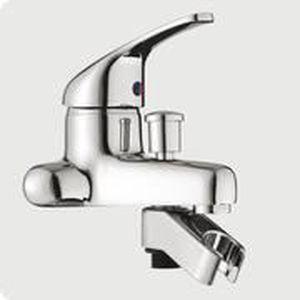 mitigeur bain douche presto entraxe 60 a 80mm achat vente robinetterie sdb mitigeur bain. Black Bedroom Furniture Sets. Home Design Ideas