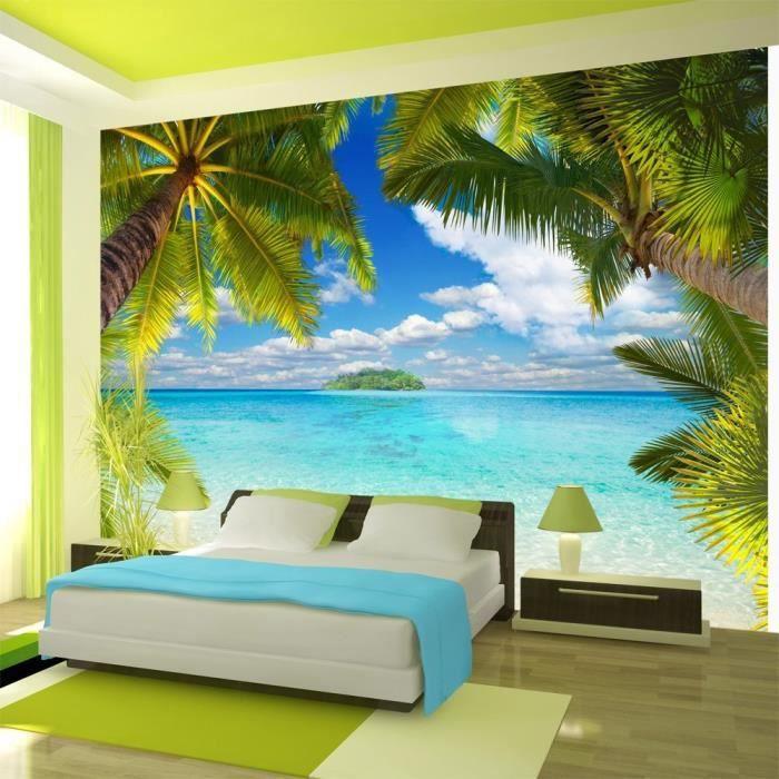 affiche g ante poster xxl nature 200x140 cm 4 l s achat vente papier peint cdiscount. Black Bedroom Furniture Sets. Home Design Ideas