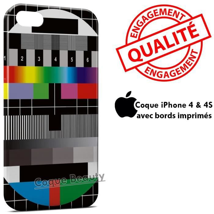 telephonie accessoires portable gsm coque iphone  s tv television f auc
