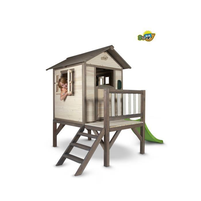 Maison pour enfant pas cher for A quoi ressemble ta maison