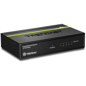 TRENDnet TE100-S50g Switch 5 ports Ethernet