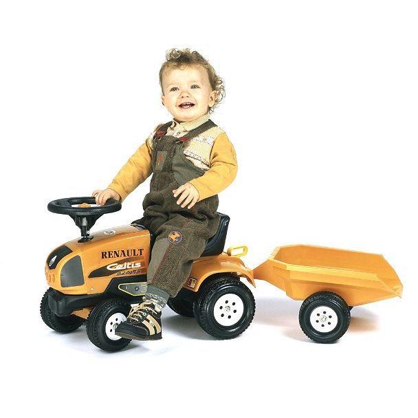 Porteur tracteur renault achat vente porteur porteur tracteur renault cdiscount - Tracteur remorque enfant ...
