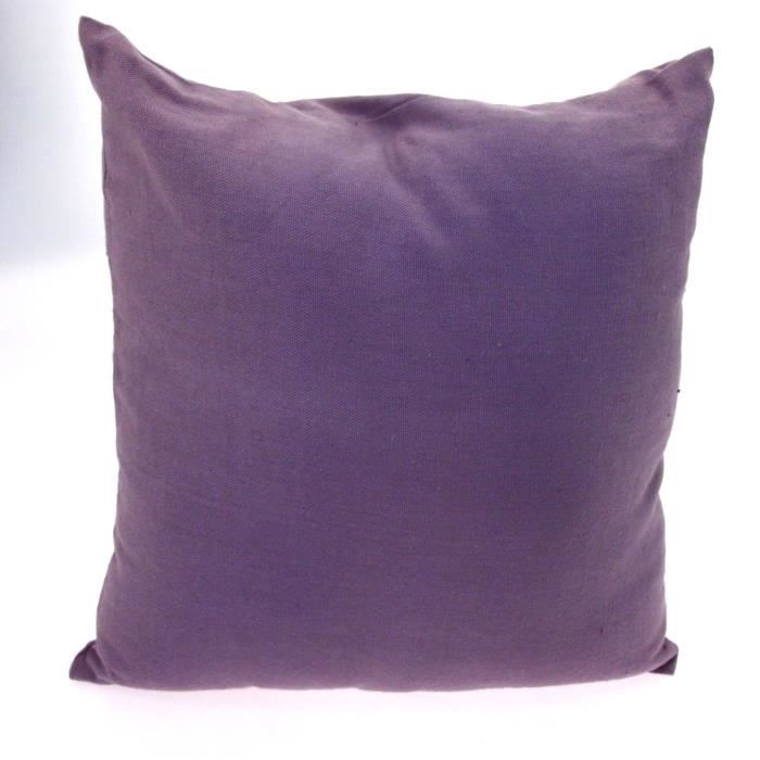 Coussin dehoussable parme 38x38 cm achat vente coussin - Coussin de chaise dehoussable ...