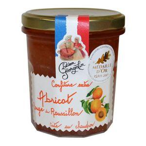 CONFITURE - MARMELADE Confiture Extra d'Abricot du Roussillon 350g