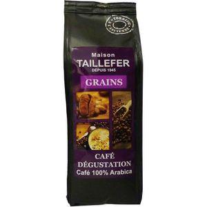 CAFÉ - CHICORÉE Café Dégustation Grains Sachet 250g