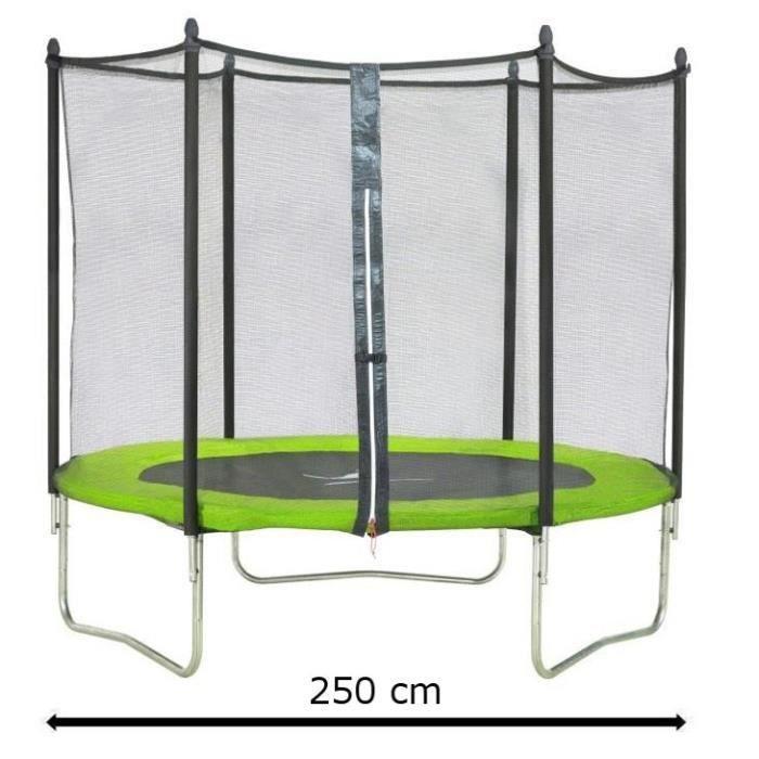 trampoline cdiscount. Black Bedroom Furniture Sets. Home Design Ideas
