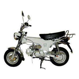 """MOTO Mini moto 50 cc BLANC """"DAX REPLICA"""""""