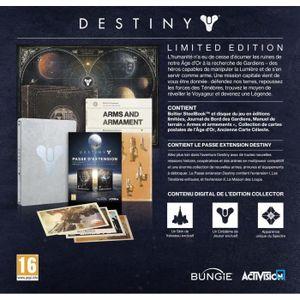 JEU PS3 Destiny Edition Limitée Jeu PS3