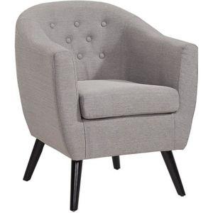 fauteuil scandinave gris achat vente fauteuil scandinave gris pas cher cdiscount. Black Bedroom Furniture Sets. Home Design Ideas