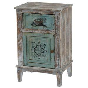 COMMODE DE CHAMBRE Commode Murcia armoire table d'appoint, vintage, s