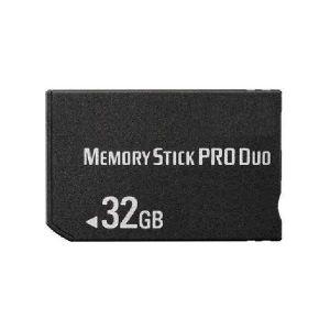 JEU PSP 32GB MS Memory Stick Pro Duo carte mémoire pour So