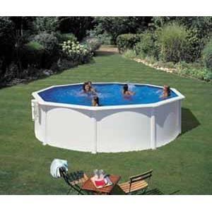 piscine hors sol acier 3m 50 achat vente piscine hors