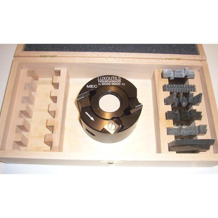 coffret porte outils 50 mm 7 jeux de fers 50 mm pour. Black Bedroom Furniture Sets. Home Design Ideas