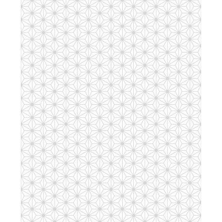 Papier peint support intiss origami gris achat vente - Achat papier peint ...