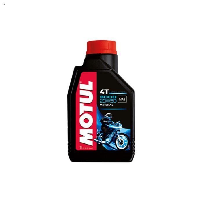 huile moteur pour moto motul 3000 4t 20w50 1 litre achat vente huile moteur huile moteur. Black Bedroom Furniture Sets. Home Design Ideas