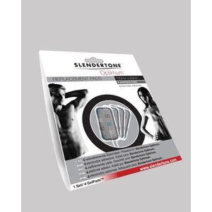 ACCESSOIRE ÉLECTROSTIM SLENDERTONE Electrodes OPTIMUM 5x10cm
