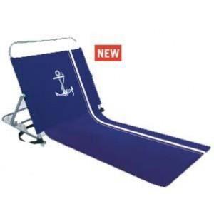 chaise de camping pliante chaise plage pliante pour se relaxer a la piscine a la plage ou en. Black Bedroom Furniture Sets. Home Design Ideas