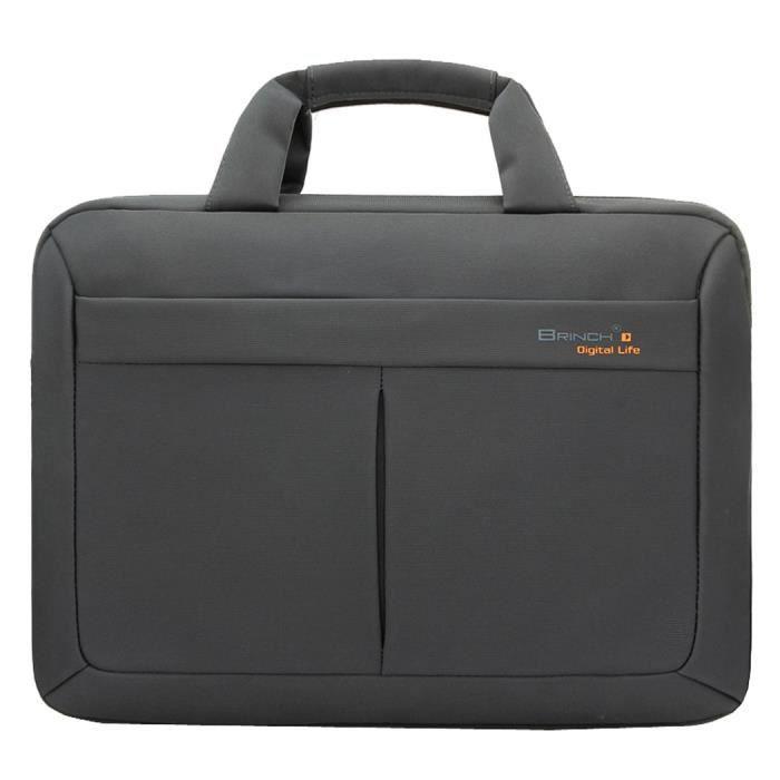 sacoche ordinateur portable femme homme de 15 6 pouces sac. Black Bedroom Furniture Sets. Home Design Ideas