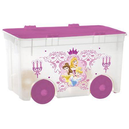 allibert disney princess coffre 52l roulettes achat vente coffre jouets 3253920244031. Black Bedroom Furniture Sets. Home Design Ideas