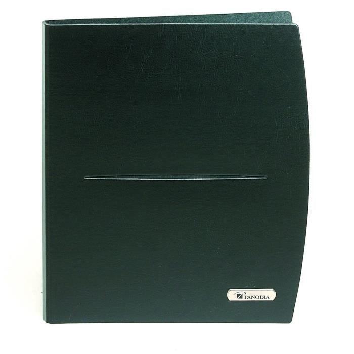 panodia album photo rechargeable compact premium a4 10 feuillets polyester achat vente album. Black Bedroom Furniture Sets. Home Design Ideas