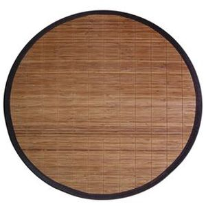 tapis de bain rond 39 exotic 39 achat vente tapis de bain. Black Bedroom Furniture Sets. Home Design Ideas
