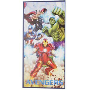 SERVIETTE DE PLAGE Serviette de Plage Avengers garçon 70x140 cm