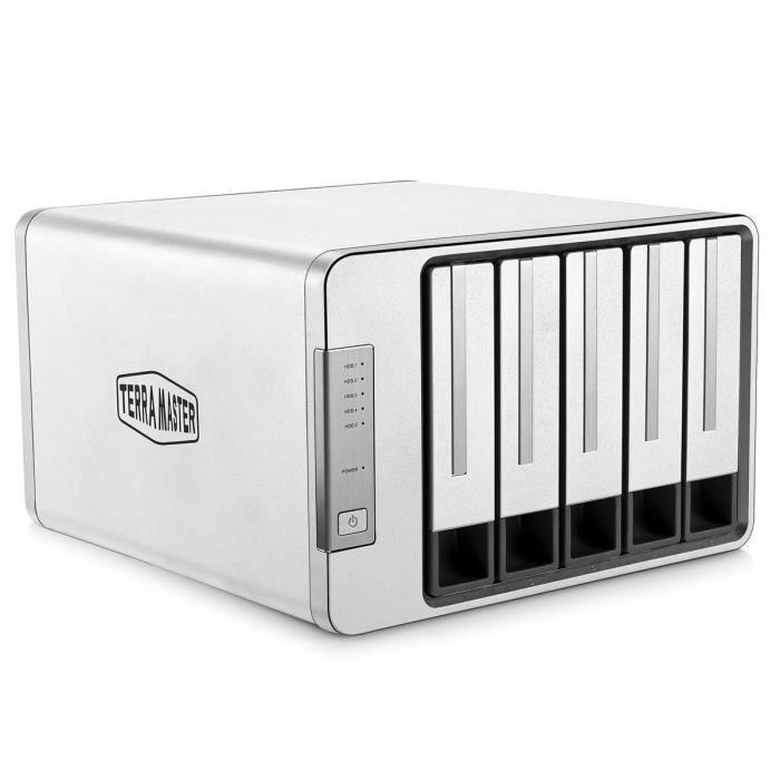 DISQUE DUR EXTERNE Boîtier Disque dur externe USB 3.0 Type C TerraMas
