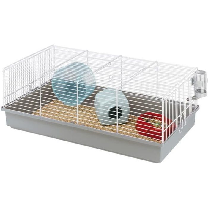 animalerie rongeurs criceti  cage pour hamsters f fer