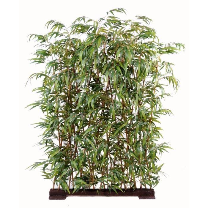 haie de bambou artificielle 180cm achat vente fleur. Black Bedroom Furniture Sets. Home Design Ideas
