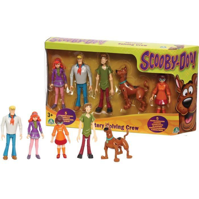 Personnage scooby doo achat vente jeux et jouets pas chers - Personnage scooby doo ...