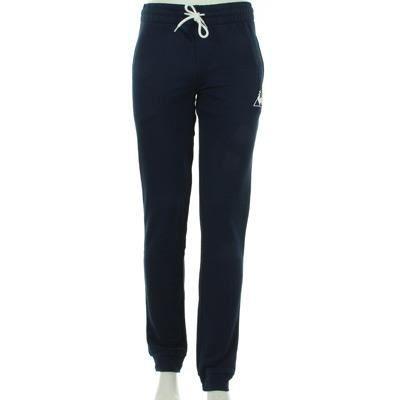 pantalon de jogging le coq sportif chronic slim bleu bleu marine achat vente surv tement. Black Bedroom Furniture Sets. Home Design Ideas
