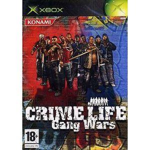 JEUX XBOX CRIME LIFE Gang wars
