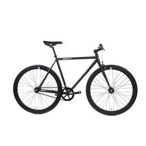 VÉLO DE COURSE - ROUTE FabricBike Fully Matte noir- Vélo fixie, pignon fi