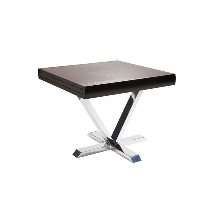 Table extensible bois weng victoria achat vente for Table extensible 3 metres