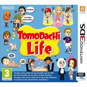 JEU 3DS Tomodachi Life Jeu 3DS