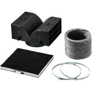 FILTRE POUR HOTTE SIEMENS Kit de Recyclage LZ53650