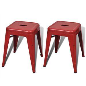 tabouret bas achat vente tabouret bas pas cher cdiscount. Black Bedroom Furniture Sets. Home Design Ideas