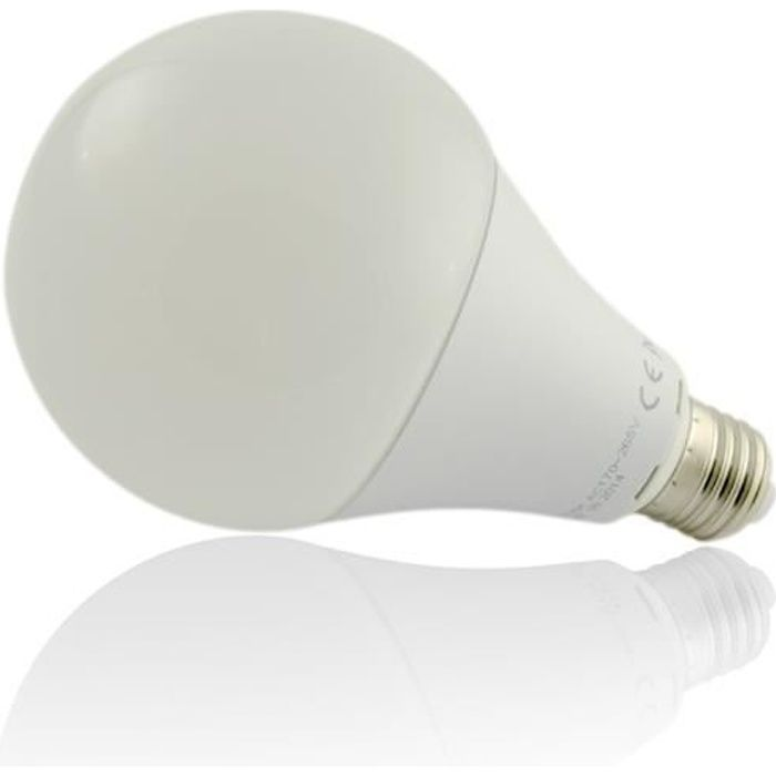 ampoule led e27 18w clairage 150w achat vente ampoule. Black Bedroom Furniture Sets. Home Design Ideas