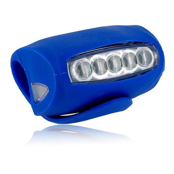 LED de vélo Bike torche de sûreté de Flash Li? Prix pas cher