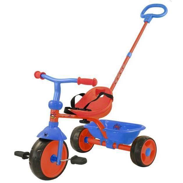 tricycle spiderman prix pas cher cdiscount. Black Bedroom Furniture Sets. Home Design Ideas
