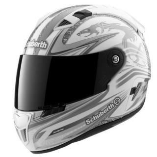 casque schuberth sr1 racing blan achat vente casque moto scooter casque schuberth sr1. Black Bedroom Furniture Sets. Home Design Ideas