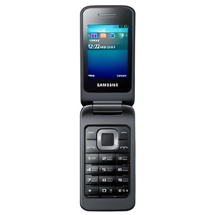 samsung c3520 d bloqu tout op rateur t l phone portable prix pas cher cdiscount. Black Bedroom Furniture Sets. Home Design Ideas
