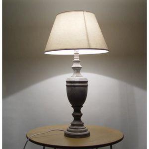 grande lampe sur pied achat vente grande lampe sur pied pas cher les soldes sur cdiscount. Black Bedroom Furniture Sets. Home Design Ideas
